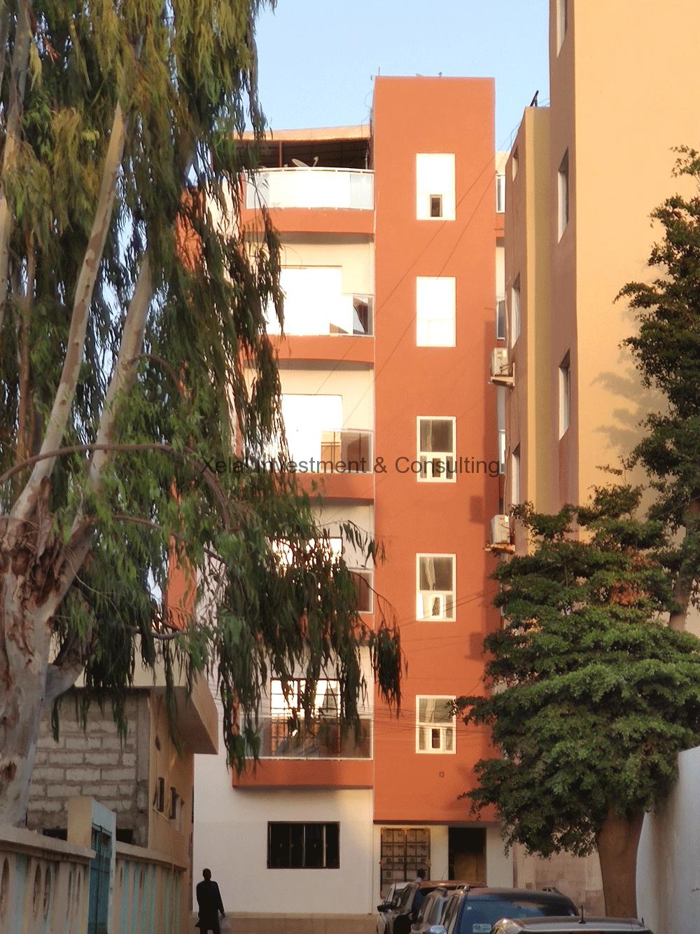 Appartement Sacré Coeur 3 – F4