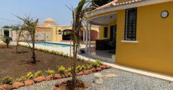 Villa de luxe Ngaparou – 1000 m2